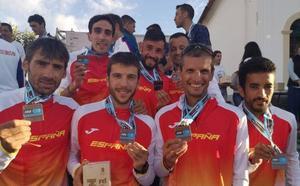 Zaid Ait Malek colabora en el bronce para España en el Mundial de Trail