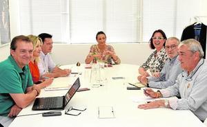 El PP votará a favor de que Ciudadanos presida la Asamblea y Vox entre en la Mesa