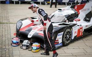 Fernando Alonso busca el cierre perfecto a su segunda juventud