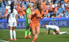 Las holandesas sufren para vencer a Nueva Zelanda