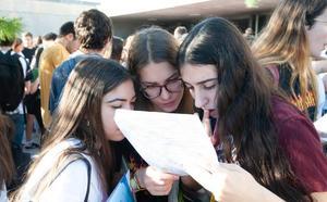 Casi 7.000 estudiantes de la Región se enfrentan a la selectividad