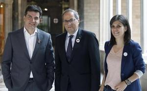 El Govern catalán reclama la puesta en libertad de los presos cuando acabe el juicio