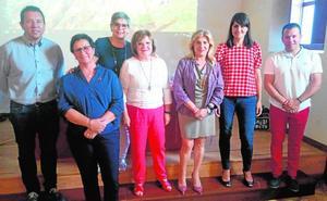 Presentan la Asociación de Mujeres por la Igualdad de Mula
