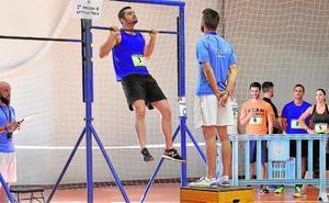 Comienzan las pruebas físicas en las que 365 aspirantes se disputan 57 plazas de Policía Local de Murcia