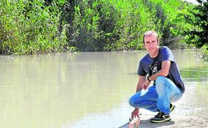 Eduardo Lafuente: «El río Segura va a cambiar de forma radical en 15 años»