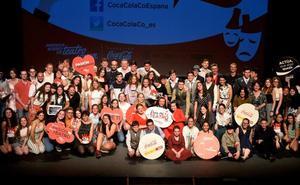 El IES Emilio Pérez Piñero y la Escuela de Teatro de Cartagena ganan los premios Coca-Cola