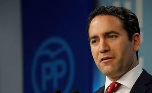 García Egea dice que en la Región está «más cerca un Gobierno de libertad» tras el pacto de PP, Cs y Vox