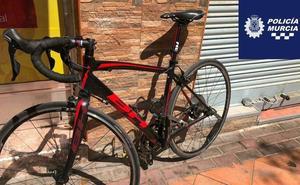 Detenido por decimosexta vez en Murcia por robar bicicletas