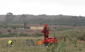 Un estudio detecta riesgo de dispersión de metales desde la parcela de la Balsa Jenny