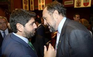 Vox solo apoyará en la Región un gobierno del PP en solitario o un tripartito de derechas