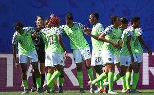 Nigeria gana y deja a Corea virtualmente fuera del Mundial