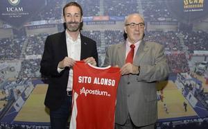 Sito Alonso: «Dudaban de que pudiera quedarme y el más convencido era yo»