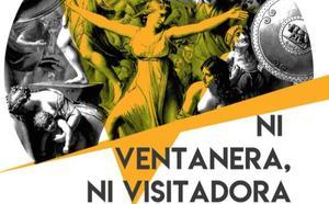 El Puertas de Castilla acoge la muestra 'Ni ventanera ni visitadora'