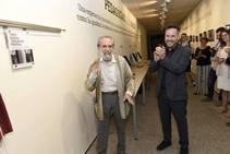 Isidoro Valcárcel Medina estrena sala expositiva en la UMU