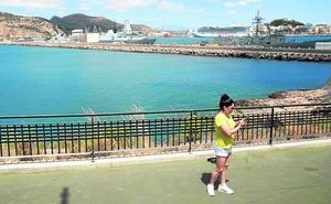 La fragata 'Reina Sofía' lidera una operación antiterrorista