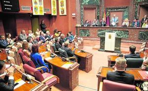 La legislatura se iniciará con 45 nombramientos