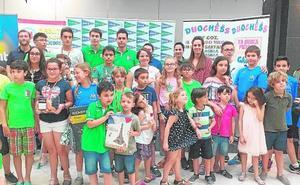 Cien aficionados se reúnen en el Circuito Intercultural de Ajedrez
