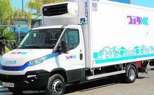 TLX aumenta su flota ecológica con la incorporación de vehículos frigoríficos propulsados por gas natural