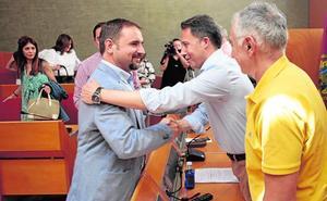 Fulgencio Gil abre la puerta a gobernar con otros partidos en Lorca