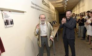 Valcárcel Medina estrena sala expositiva en la UMU