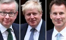 Boris Johnson toma ventaja en la carrera por suceder a May en el liderato 'tory'