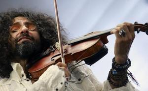 Ara Malikian mantiene su concierto en Murcia pese a su reciente lesión