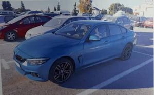 Recuperan en Lorca un coche robado en la República Checa