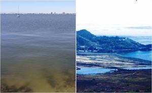 El Mar Menor, Portmán y la Sierra Minera mantienen sus Banderas Negras