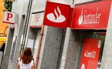 Santander rebaja en medio millar de empleados, hasta 3.223, las salidas definitivas del ERE