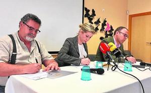Salvador García deja la presidencia de Dismo