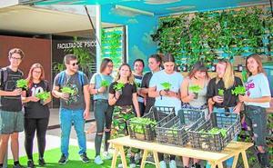La caravana de Campus Sostenible, protagonista del Día del Medio Ambiente