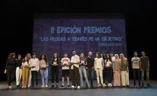 La Concejalía de Salud entrega los premios a los mejores cortos contra las drogas