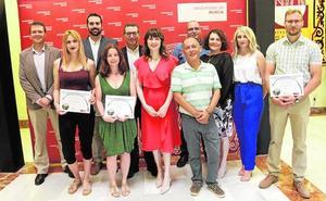 La UMU ensalza la innovación en la enseñanza con los premios de Acción de Mejora Docente