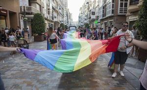 Murcia acogerá la marcha del Orgullo LGTBI el próximo día 22 y Cartagena, el 29