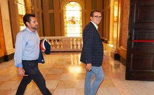 Tensión máxima en la negociación entre PP y Ciudadanos en Murcia