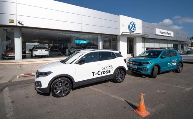 Huertas Motor Cartagena presenta el nuevo T-Cross, más seguro y moderno