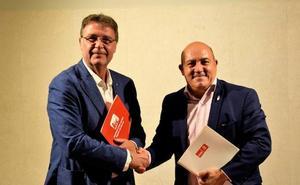 PSOE e IU reeditan su acuerdo en Cieza y Lucas revalidará la alcaldía