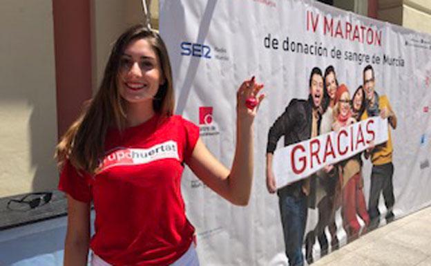 Grupo Huertas, un fiel apoyo en el maratón de donación de sangre