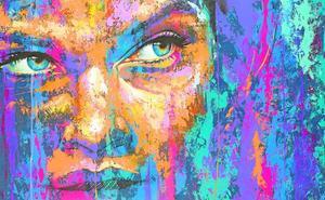 Las huellas de la pintura mural