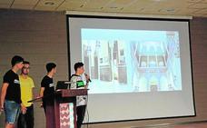 Estudiantes tutorizados por la UPCT destacan en un congreso en Cádiz