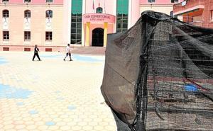 El acceso a un parking de Los Alcázares encarece un 13% las reformas en el centro