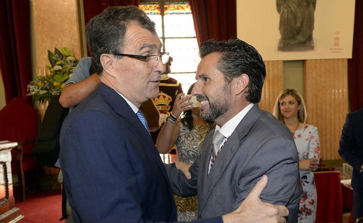 José Ballesta, reelegido alcalde de Murcia con el apoyo de Ciudadanos