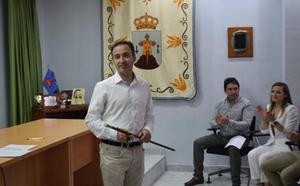 El PP hace alcalde de Aledo a Javier Andreo, de Ciudadanos