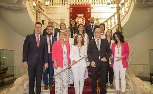 Castejón y Arroyo se alternarán en Cartagena y evitan que José López ocupe la alcaldía