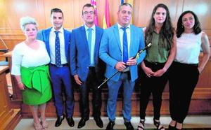 Antonio Huéscar recupera el bastón de mando de Pliego tras cuatro años apartado de la política