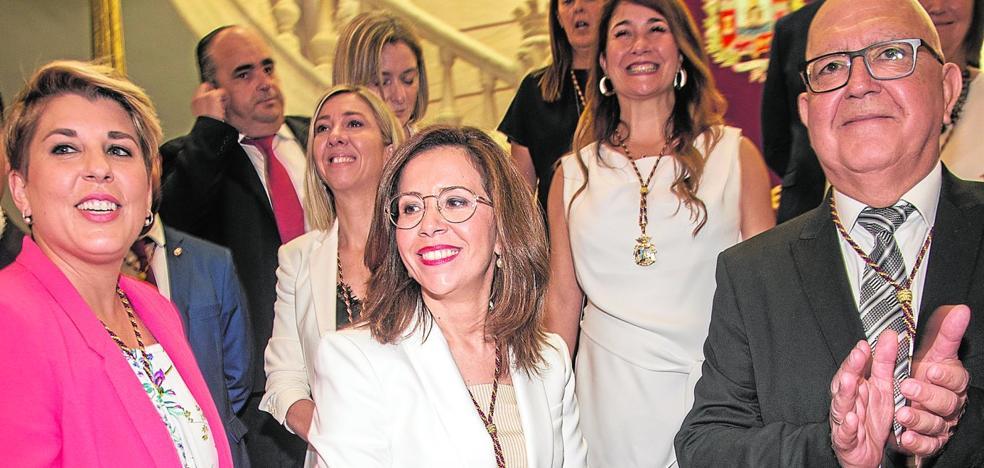 Castejón se rebela y pacta con el PP en Cartagena