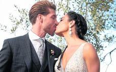 Alegría hasta el amanecer en la boda de Sergio Ramos y Pilar Rubio