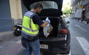 Casi 40 detenidos en una macrooperación antidroga en la Región