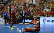 ElPozo desperdicia su primera bala tras caer ante el Barça en el Palacio (3-7)