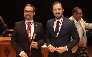 El nuevo alcalde de Lorca, Diego José Mateos, encargará una auditoría contable del municipio